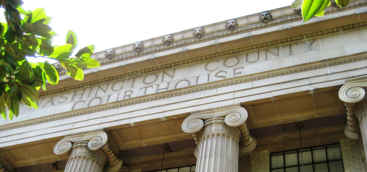Hillsboro courthouse
